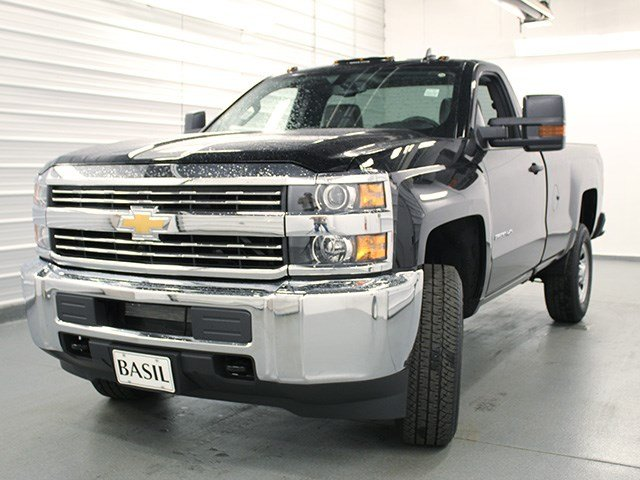 2017 Silverado 2500 Regular Cab 4x4, Pickup #17C216T - photo 7