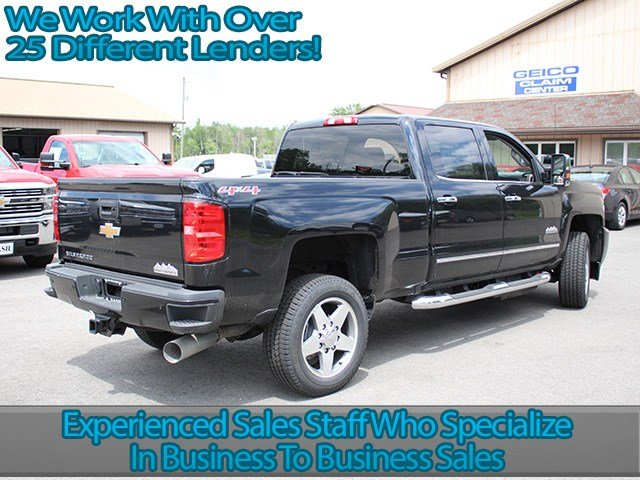 2017 Silverado 2500 Crew Cab 4x4, Pickup #17C217TD - photo 2