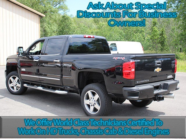 2017 Silverado 2500 Crew Cab 4x4, Pickup #17C217TD - photo 6