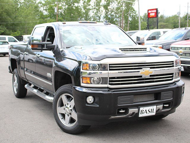 2017 Silverado 2500 Crew Cab 4x4, Pickup #17C217TD - photo 8