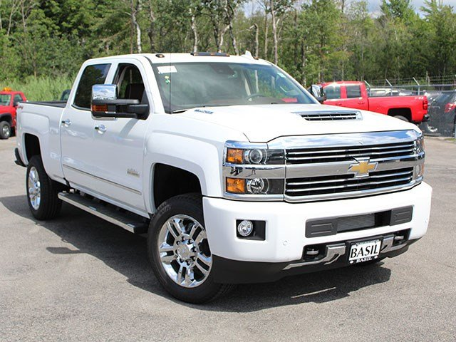2017 Silverado 2500 Crew Cab 4x4, Pickup #17C222T - photo 8