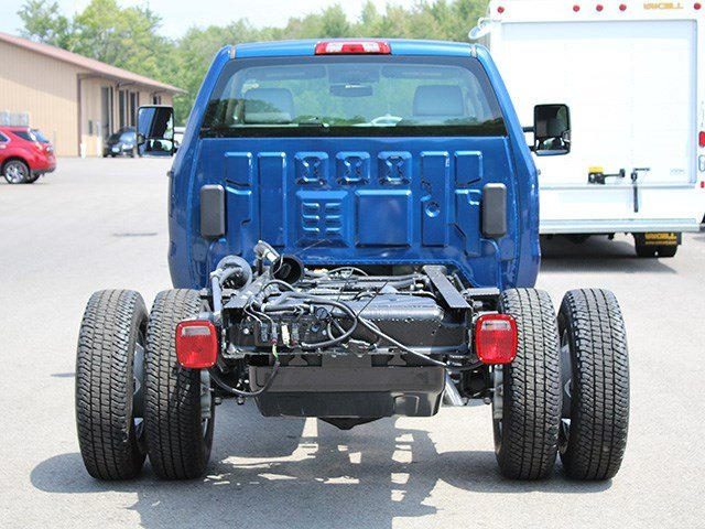 2017 Silverado 3500 Regular Cab 4x4, Cab Chassis #17C223T - photo 6