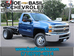 2017 Silverado 3500 Regular Cab 4x4, Cab Chassis #17C223T - photo 1