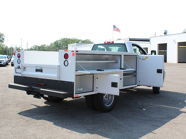 2017 Silverado 3500 Regular Cab, Knapheide Service Body #17C224T - photo 10
