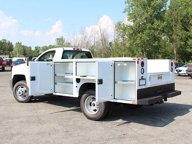 2017 Silverado 3500 Regular Cab, Knapheide Service Body #17C224T - photo 11
