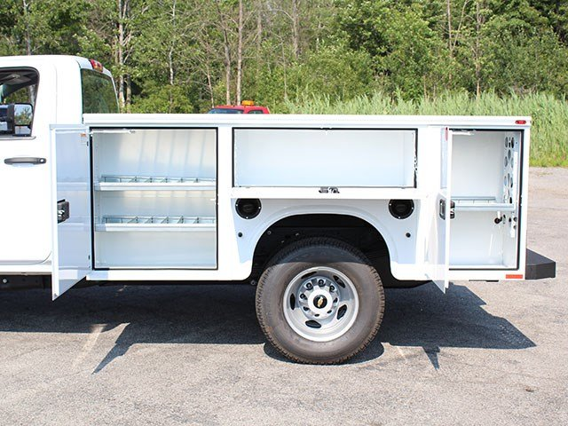 2017 Silverado 3500 Regular Cab, Knapheide Service Body #17C224T - photo 12