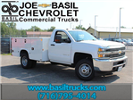 2017 Silverado 3500 Regular Cab DRW, Knapheide Service Body #17C224T - photo 1