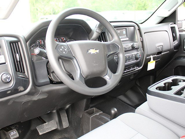 2017 Silverado 3500 Regular Cab 4x4, Air-Flo Dump Body #17C229TD - photo 14