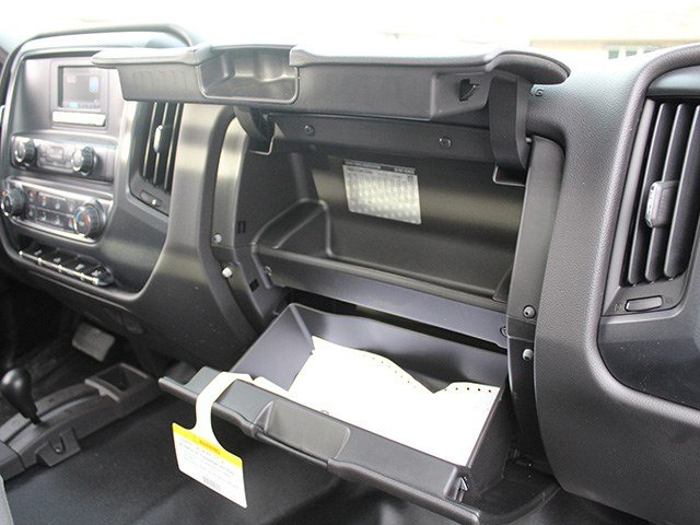2017 Silverado 3500 Regular Cab 4x4, Air-Flo Dump Body #17C229TD - photo 18