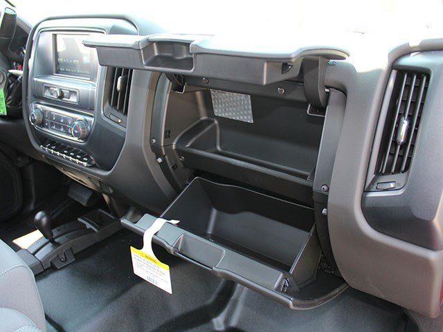 2017 Silverado 3500 Regular Cab DRW 4x4, Rugby Dump Body #17C230T - photo 29