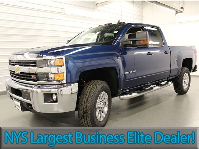 2017 Silverado 2500 Double Cab 4x4, Pickup #17C232T - photo 3