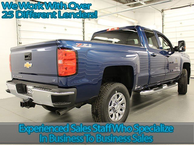 2017 Silverado 2500 Double Cab 4x4, Pickup #17C232T - photo 2