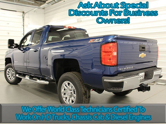 2017 Silverado 2500 Double Cab 4x4, Pickup #17C232T - photo 6