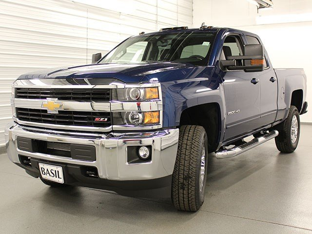 2017 Silverado 2500 Double Cab 4x4, Pickup #17C232T - photo 7