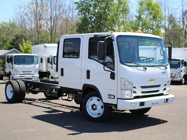 2017 LCF 4500 Crew Cab Cab Chassis #17C238T - photo 3