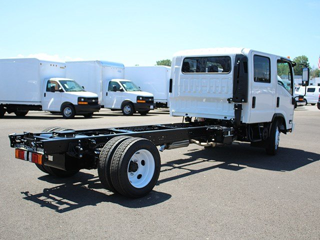 2017 LCF 4500 Crew Cab Cab Chassis #17C238T - photo 2