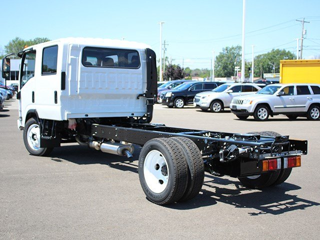 2017 LCF 4500 Crew Cab Cab Chassis #17C238T - photo 7