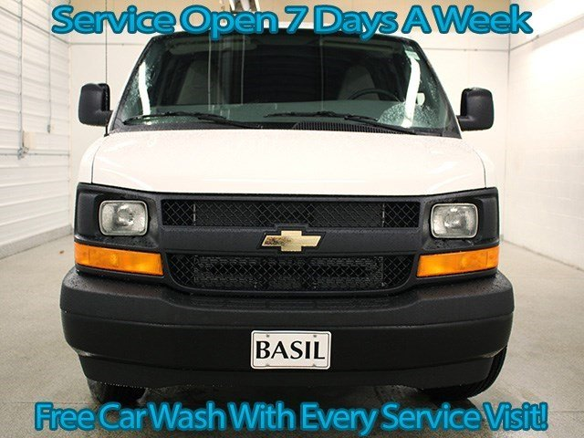 2017 Express 3500, Cargo Van #17C24T - photo 4