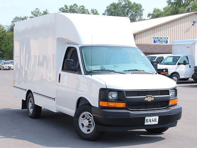 2017 Express 3500, Unicell Cutaway Van #17C254T - photo 10