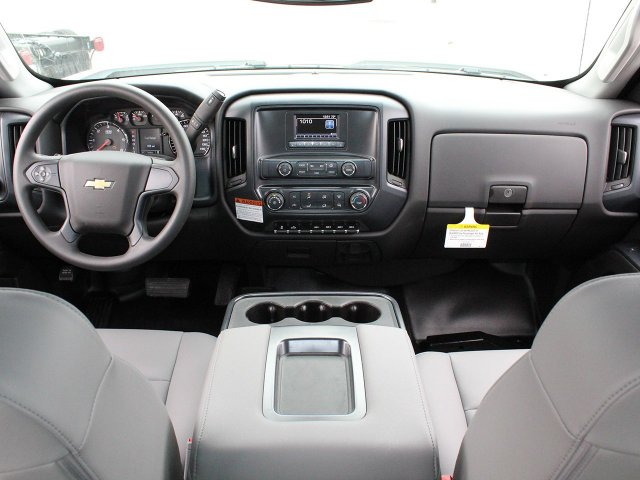 2017 Silverado 3500 Crew Cab 4x4 Service Body #17C256T - photo 28