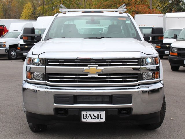 2017 Silverado 3500 Crew Cab 4x4 Service Body #17C256T - photo 5