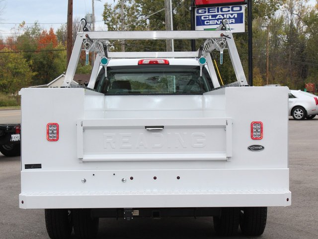 2017 Silverado 3500 Crew Cab 4x4 Service Body #17C256T - photo 6