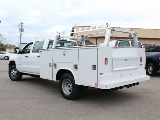 2017 Silverado 3500 Crew Cab 4x4 Service Body #17C256T - photo 7