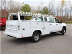 2017 Silverado 3500 Crew Cab 4x4 Service Body #17C256T - photo 2