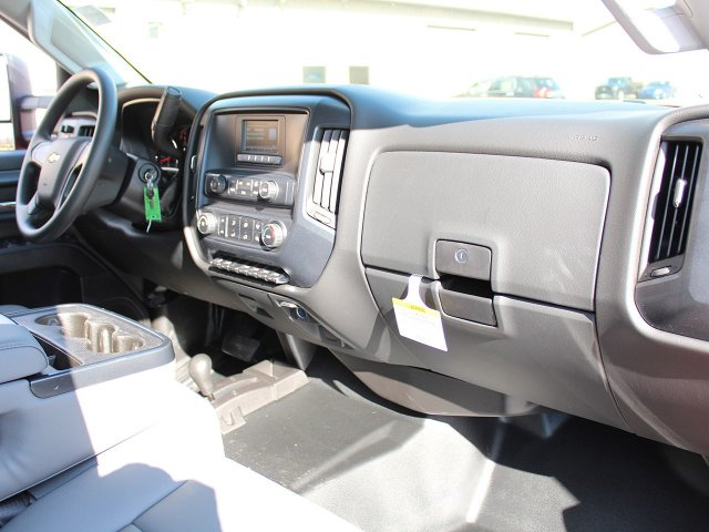2017 Silverado 3500 Crew Cab 4x4 Service Body #17C257T - photo 26