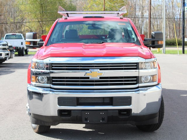 2017 Silverado 3500 Crew Cab 4x4 Service Body #17C257T - photo 5