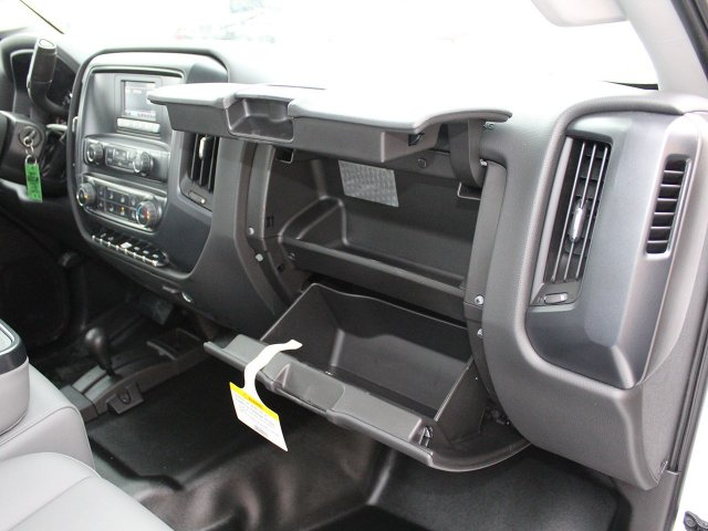 2017 Silverado 3500 Crew Cab DRW 4x4, Reading Platform Body #17C259T - photo 31