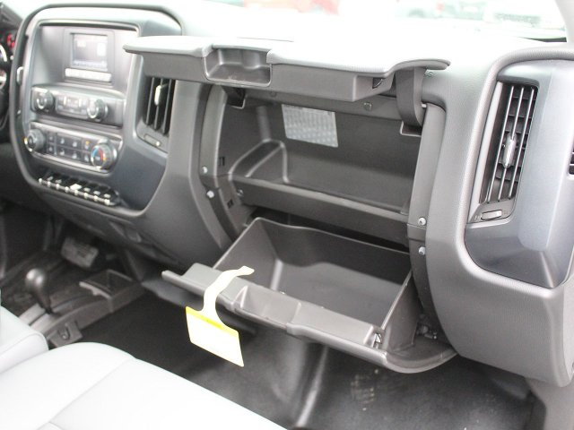 2017 Silverado 3500 Crew Cab DRW 4x4,  Reading Platform Body #17C259T - photo 21