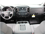 2017 Silverado 3500 Crew Cab DRW 4x4, Reading Redi-Dek Platform Body #17C259T - photo 22