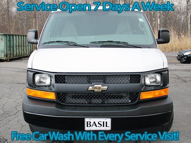 2017 Express 3500, Cargo Van #17C25T - photo 5
