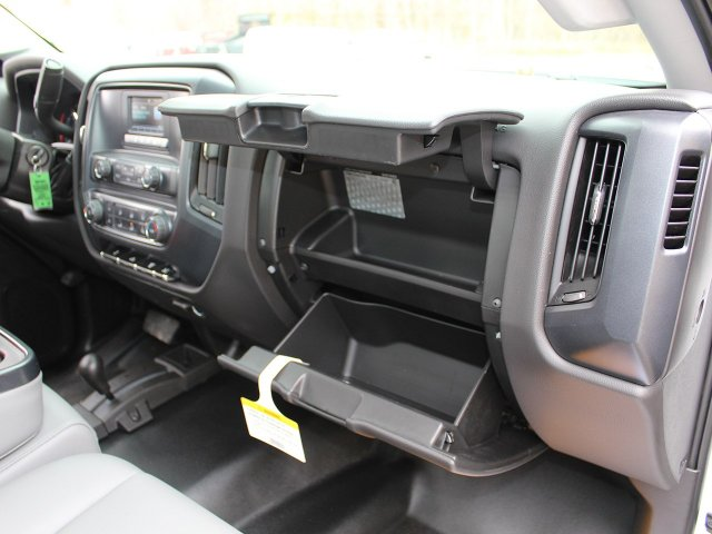 2017 Silverado 3500 Regular Cab DRW 4x4, Crysteel Dump Body #17C260T - photo 25
