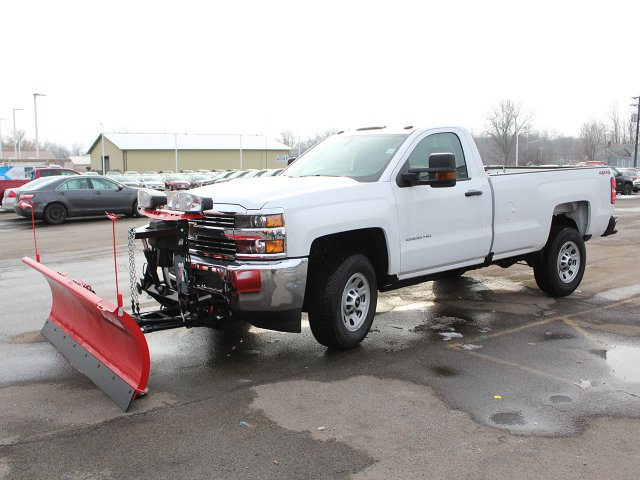 2017 Silverado 2500 Regular Cab 4x4, Pickup #17C261TD - photo 23