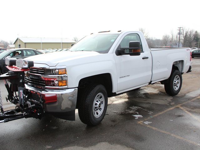 2017 Silverado 2500 Regular Cab 4x4, Chevrolet Pickup #17C261TD - photo 8