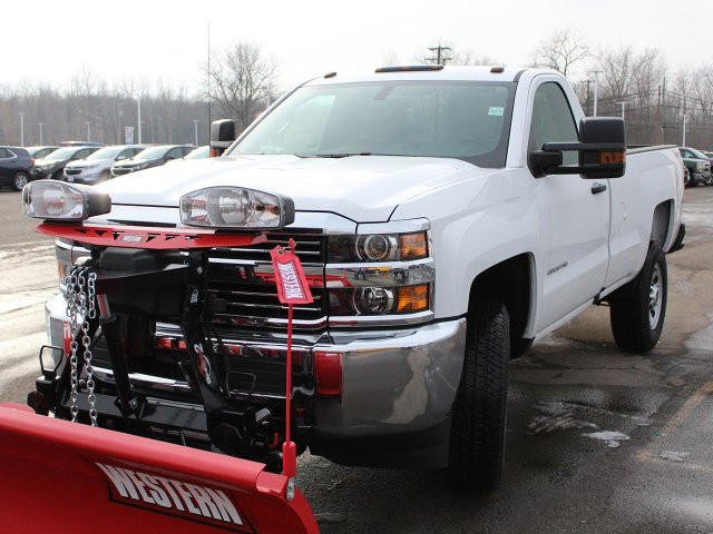 2017 Silverado 2500 Regular Cab 4x4, Pickup #17C261TD - photo 3