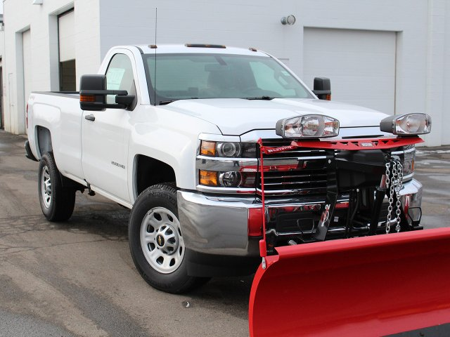 2017 Silverado 2500 Regular Cab 4x4, Pickup #17C261TD - photo 5