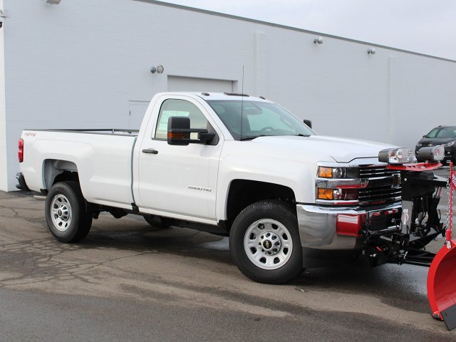 2017 Silverado 2500 Regular Cab 4x4, Pickup #17C261TD - photo 7
