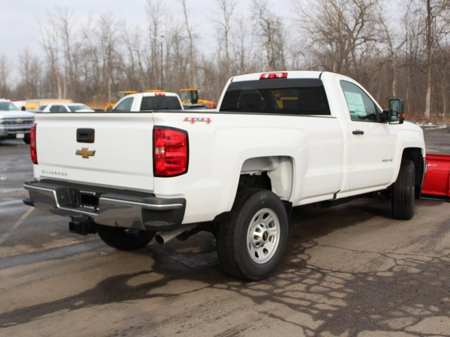 2017 Silverado 2500 Regular Cab 4x4, Chevrolet Pickup #17C261TD - photo 2