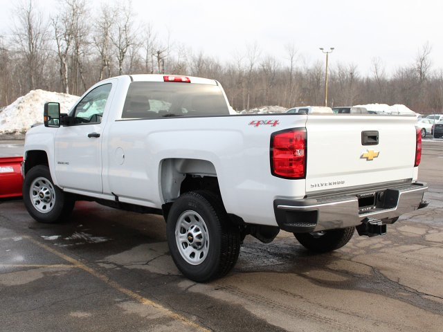 2017 Silverado 2500 Regular Cab 4x4, Chevrolet Pickup #17C261TD - photo 25