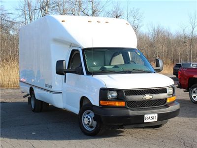 2014 Express 3500 Cutaway #17C269TU - photo 9