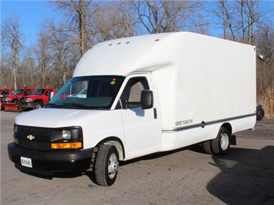 2014 Express 3500 Cutaway #17C269TU - photo 3