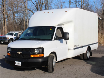 2014 Express 3500 Cutaway #17C269TU - photo 8