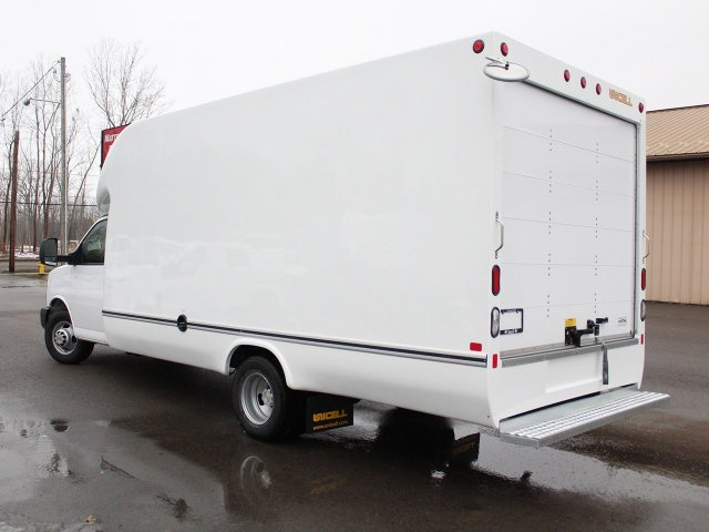 2017 Express 3500, Unicell Cutaway Van #17C300T - photo 6