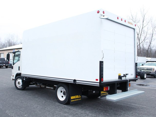 2017 LCF 4500 Regular Cab, Unicell Dry Freight #17C305T - photo 9