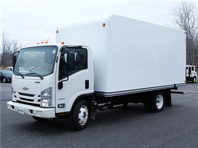 2017 LCF 4500 Regular Cab, Unicell Dry Freight #17C305T - photo 5