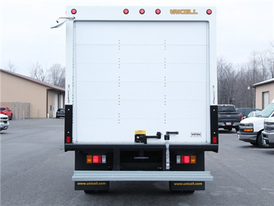 2017 LCF 4500 Regular Cab, Unicell Dry Freight #17C305T - photo 8