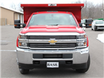 2017 Silverado 3500 Regular Cab DRW 4x4, Rugby Z-Spec Dump Body #17C306T - photo 7